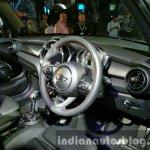 2016 Mini Convertible interior India launched