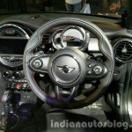 2016 Mini Convertible steering India launched