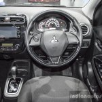 2016 Mitsubishi Mirage dashboard driver side at 2016 Bangkok International Motor Show