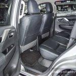2016 Mitsubishi Pajero Sport rear seat at 2016 BIMC