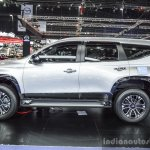 2016 Mitsubishi Pajero Sport side at 2016 BIMC