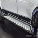 2016 Mitsubishi Pajero Sport side running plate at 2016 BIMC