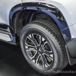 2016 Mitsubishi Pajero Sport wheel at 2016 BIMC