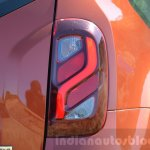 2016 Renault Duster facelift AMT LED taillight Review