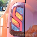 2016 Renault Duster facelift AMT brake light Review