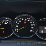 2016 Renault Duster facelift AMT cluster Review