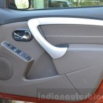 2016 Renault Duster facelift AMT door pad Review