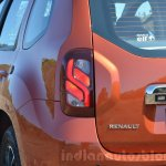 2016 Renault Duster facelift AMT rear end Review