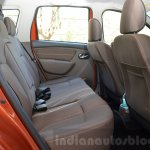 2016 Renault Duster facelift AMT rear legroom Review