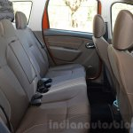 2016 Renault Duster facelift AMT rear seats Review