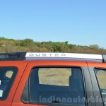 2016 Renault Duster facelift AMT roof rails Review