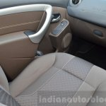 2016 Renault Duster facelift AMT seats Review