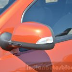 2016 Renault Duster facelift AMT wing mirror Review