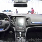 2016 Renault Megane Estate GT dashboard at the 2016 Geneva Motor Show
