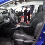 2016 Renault Megane Estate GT front cabin at the 2016 Geneva Motor Show