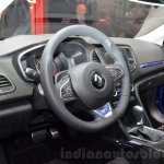 2016 Renault Megane Estate GT interior at the 2016 Geneva Motor Show
