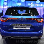 2016 Renault Megane Estate GT rear at the 2016 Geneva Motor Show
