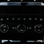 2016 Skoda Superb Laurin & Klement HVAC controls First Drive Review