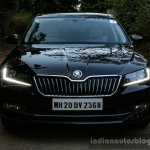 2016 Skoda Superb Laurin & Klement LED DRLs First Drive Review