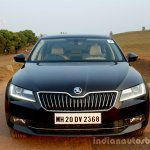 2016 Skoda Superb Laurin & Klement front First Drive Review