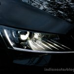 2016 Skoda Superb Laurin & Klement headlamp on First Drive Review