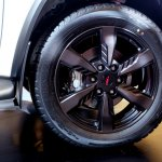 2016 Toyota Fortuner TRD Sportivo alloy wheel launched in Thailand
