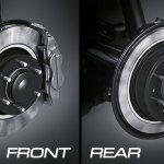 2016 Toyota Fortuner TRD Sportivo brakes