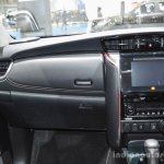 2016 Toyota Fortuner TRD Sportivo dash at 2016 BIMS