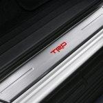 2016 Toyota Fortuner TRD Sportivo door sill