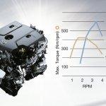 2016 Toyota Fortuner TRD Sportivo engine