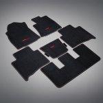 2016 Toyota Fortuner TRD Sportivo floor mats