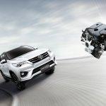 2016 Toyota Fortuner TRD Sportivo performance