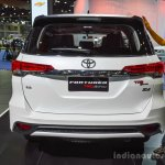 2016 Toyota Fortuner TRD Sportivo rear at 2016 BIMS