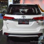 2016 Toyota Fortuner TRD Sportivo rear at 2016 BIMS
