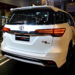 2016 Toyota Fortuner TRD Sportivo rear bumper launched in Thailand