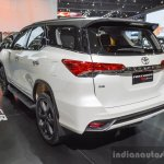 2016 Toyota Fortuner TRD Sportivo rear quarter at 2016 BIMS