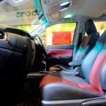 2016 Toyota Fortuner TRD Sportivo red and black seats launched in Thailand