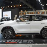 2016 Toyota Fortuner TRD Sportivo side at 2016 BIMS