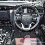2016 Toyota Fortuner TRD Sportivo steering at 2016 BIMS