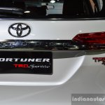 2016 Toyota Fortuner TRD Sportivo taillight at 2016 BIMS