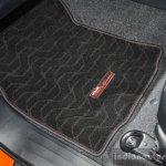 2016 Toyota Hilux Revo TRD Sportivo foot mat at 2016 BIMS