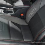 2016 Toyota Hilux Revo TRD Sportivo front passanger seat at 2016 BIMS