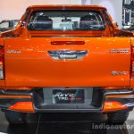 2016 Toyota Hilux Revo TRD Sportivo rear at 2016 BIMS