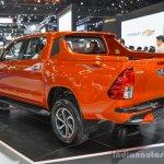 2016 Toyota Hilux Revo TRD Sportivo rear left quarter at 2016 BIMS
