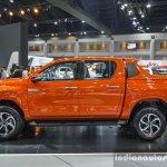 2016 Toyota Hilux Revo TRD Sportivos side at 2016 BIMS