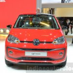 2016 VW Up! beats front at the 2016 Geneva Motor Show