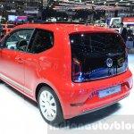 2016 VW Up! beats rear three quarter at the 2016 Geneva Motor Show