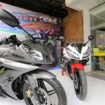 2016 Yamaha R15 grey launched in Indonesia