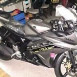 2016 Yamaha R15 grey spied in Indonesia