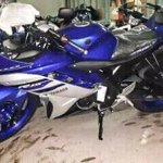 2016 Yamaha R15 racing blue spied in Indonesia